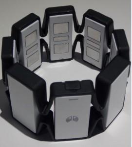 Gesture Control Armband