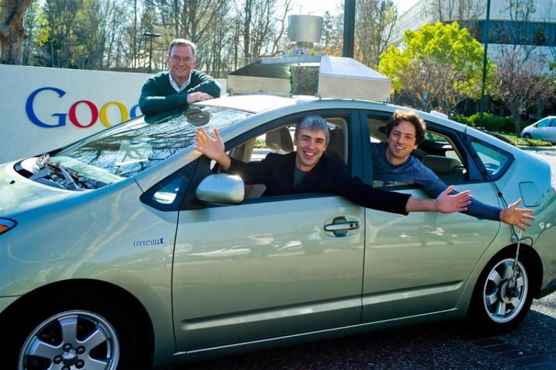 Cars of the future - Google Self Driving Car