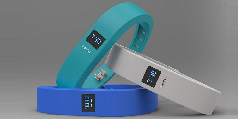 Wearables designed by GetActive.
