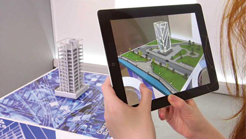 AR for construction industry