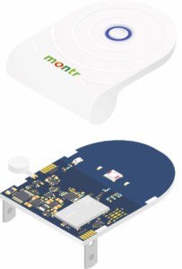 NB-IoT emergency alarm to protect people in vulnerable