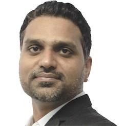 Karan Kumar, co-founder and chief technology officer, Hogar Controls