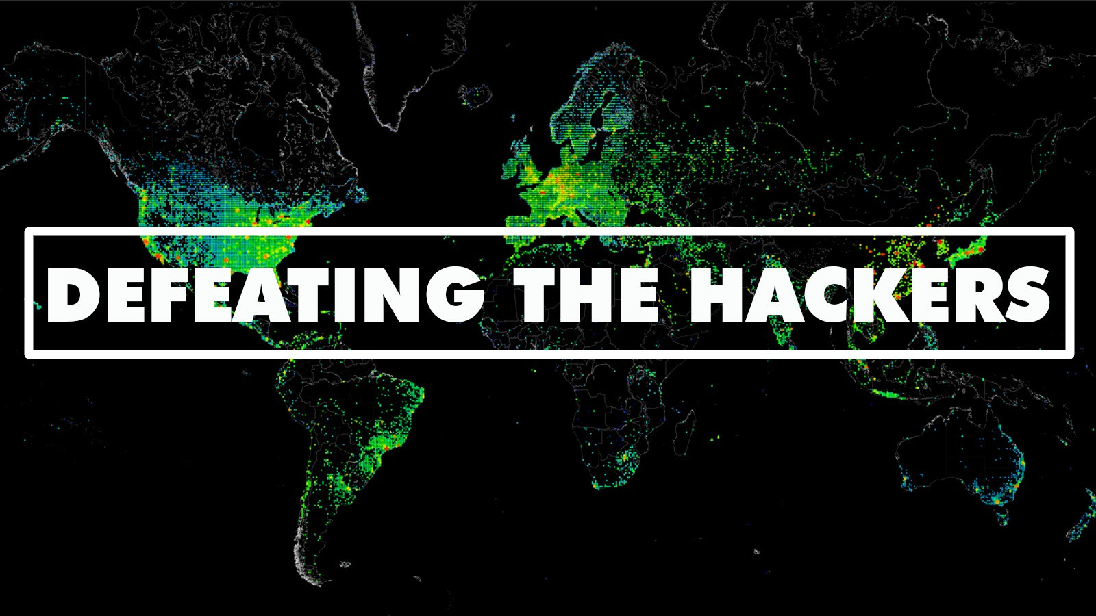 Defeating the hackers
