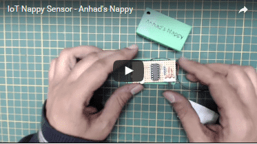 Nappy sensor