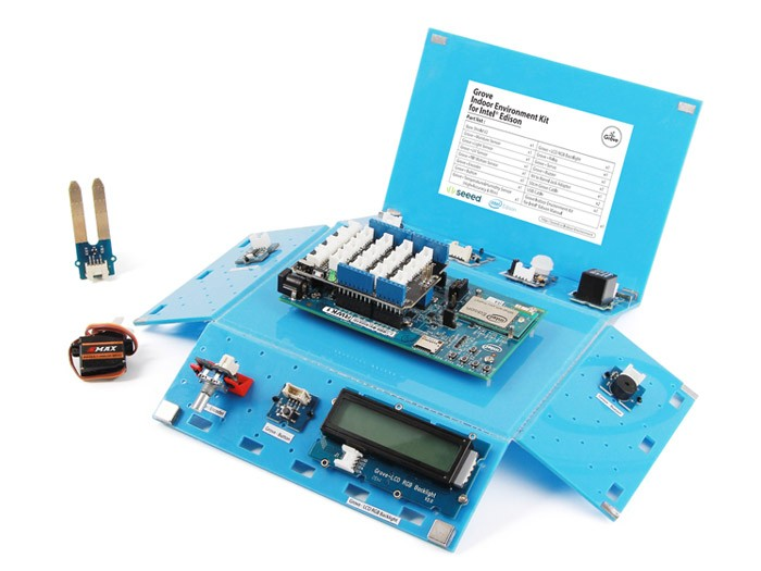 Arduino compatible stem kit for young programmers makers