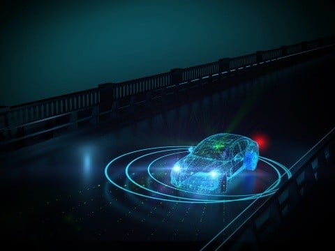 Laser Sensors Promoting The Development Of Self-driving Cars