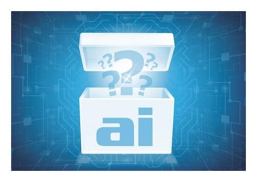 AI - the 'black box'