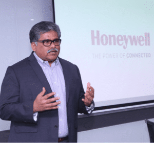 Akshay Bellare, vice president and general manager, Honeywell Technology Solutions