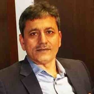 Dr. Omkar Raj, Director, STPI